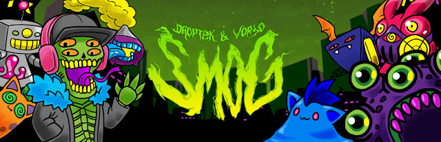 "Droptek & Vorso Unite for ""Smog"""