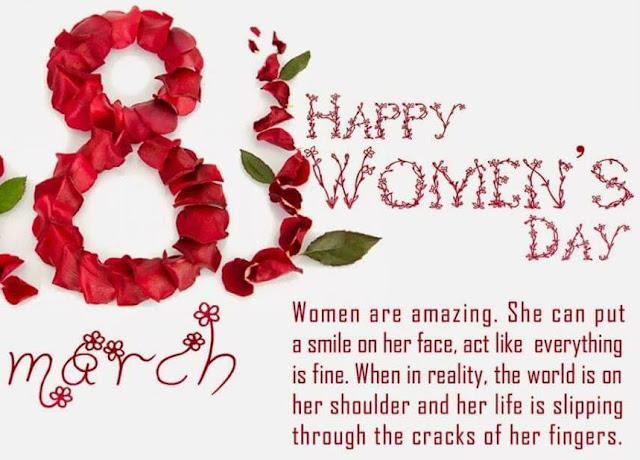 Happy Women Day 2016!