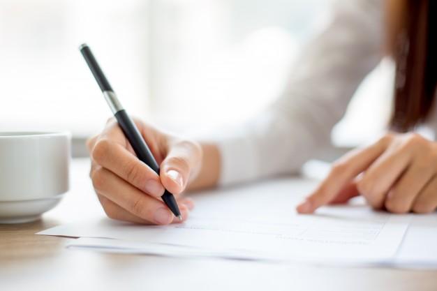 7++ Contoh Format Surat Pengantar yang Baik dan Benar