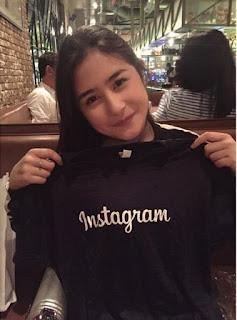 Biodata Prilly Latuconsina Instagram