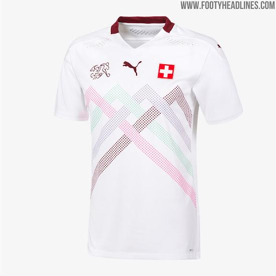 Trikot Schweiz 2020