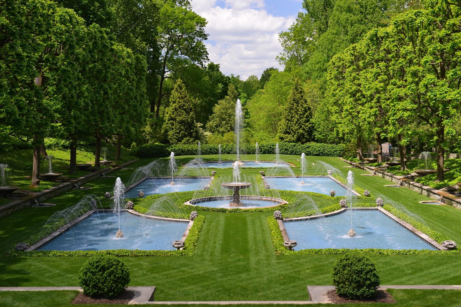 Turismo Cultura y Arte: Jardines y jardines , en todos esencia del ...