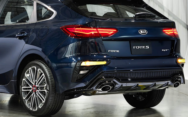 2020 Kia Forte5 / Cerato Hatch