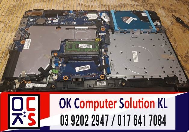 [SOLVED] BACKUP FORMAT & SERVICE LAPTOP HP | REPAIR LAPTOP CHERAS 1
