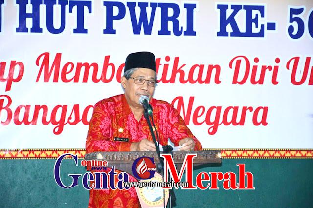 Loekman: PNS Pensiun Bukan Berarti Berhenti Berkarya