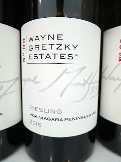 Wayne Gretzky No. 99 Riesling 2015 (88+ pts)