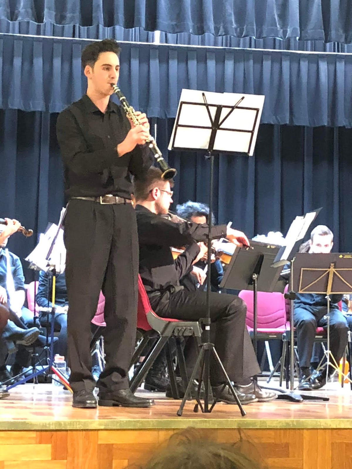 McKinnon Secondary College: Glen Eira Youth Orchestra