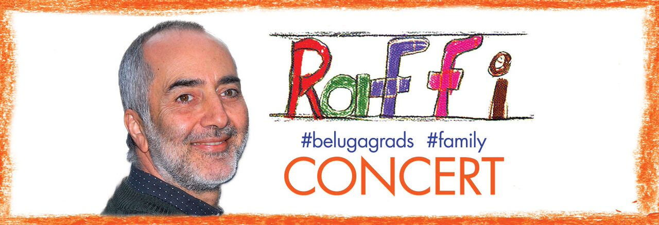 Raffi In Concert Dvd