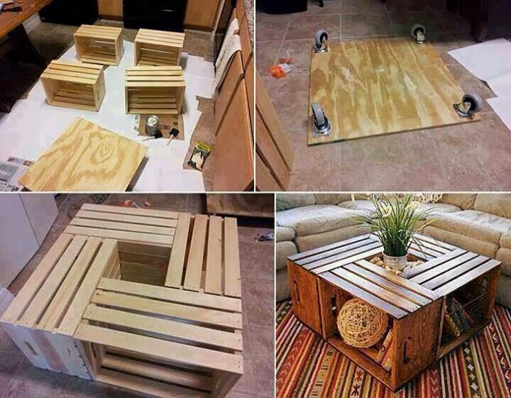 netzjunge der blog diy couchtisch die zweite. Black Bedroom Furniture Sets. Home Design Ideas