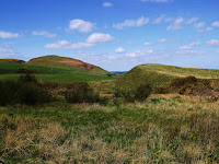 Humbleton Hill & Iron Age Hillfort, Northumberland