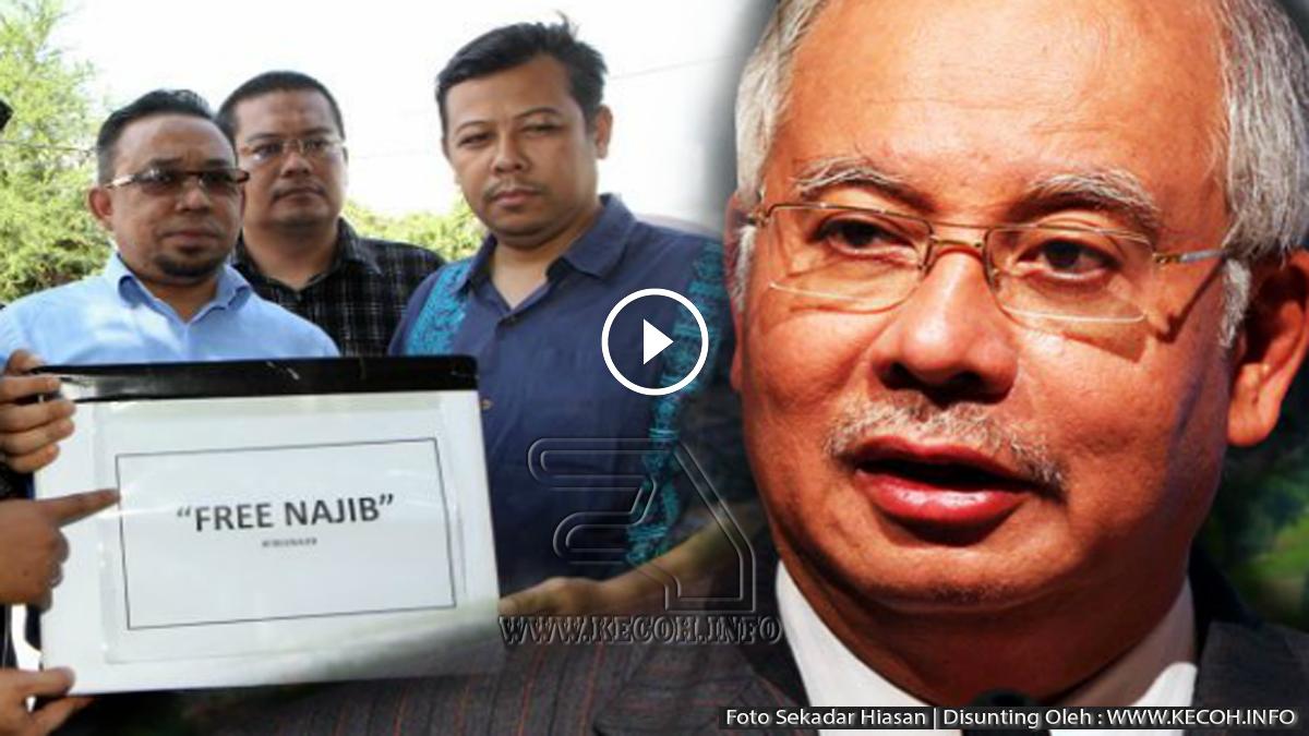 Tabung Free Najib Raih Derma Lebih RM86,000 Dalam Masa 24 Jam