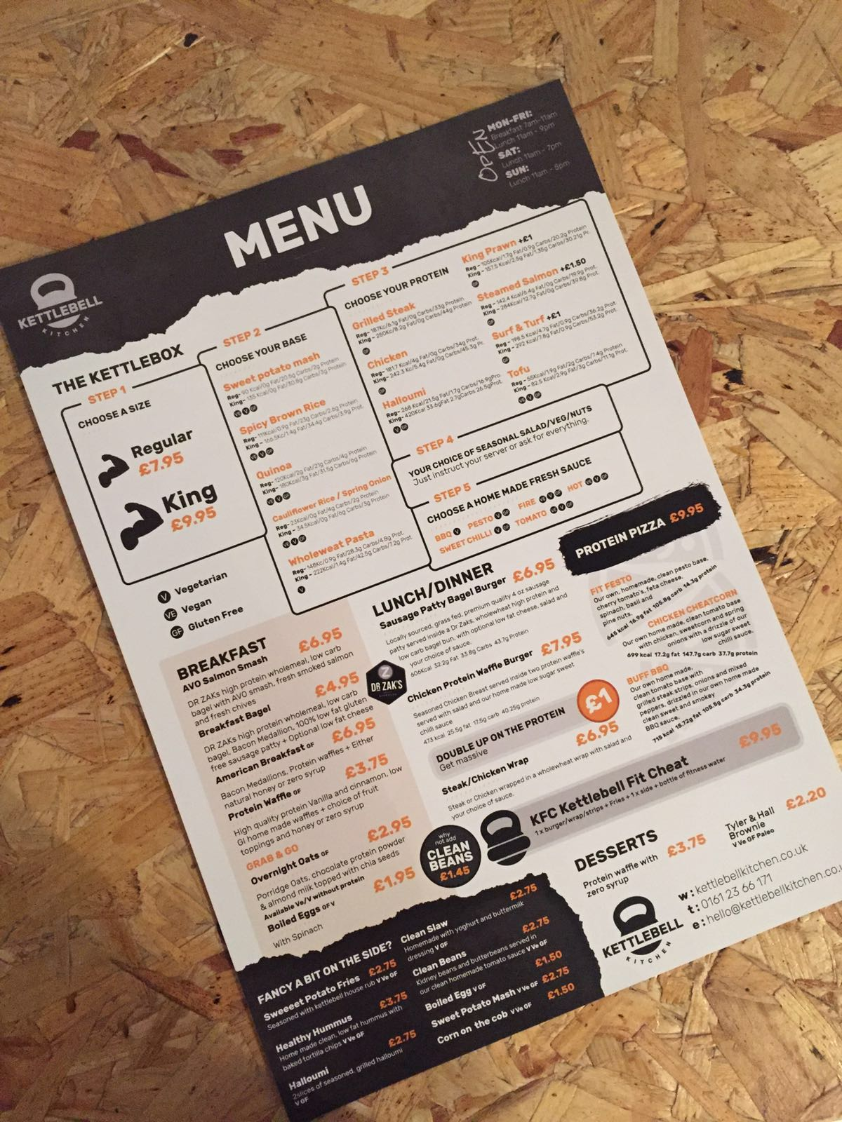 Kettlebell Kitchen, Manchester: Review | What Hayley Thinks