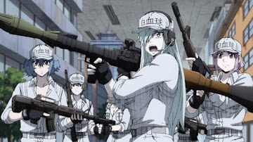 Hataraku Saibou Black (TV) Episode 11