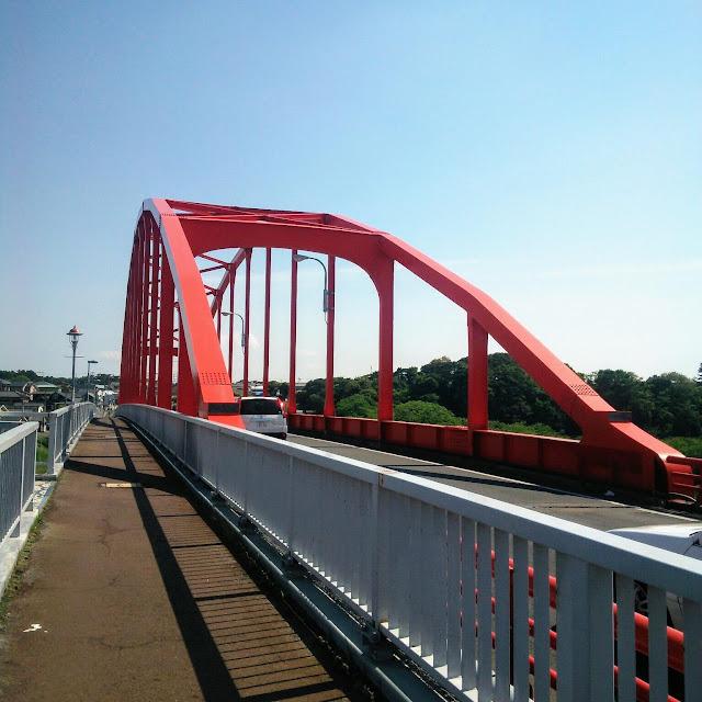海門橋 那珂川