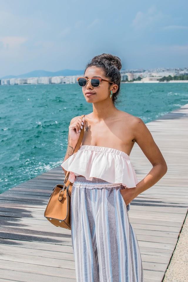 What to wear in Greece in June-July-August