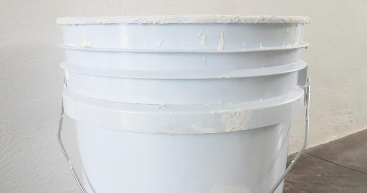 ma maison au naturel que faire avec un vieux pot de peinture. Black Bedroom Furniture Sets. Home Design Ideas