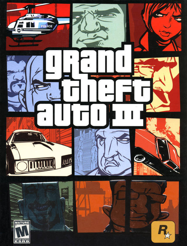 GRAND THEFT AUTO 3 Free Full Version Games Download For PC