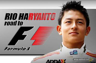 Fakta Unik Rio Haryanto Pembalap F1 Pertama dari Indonesia