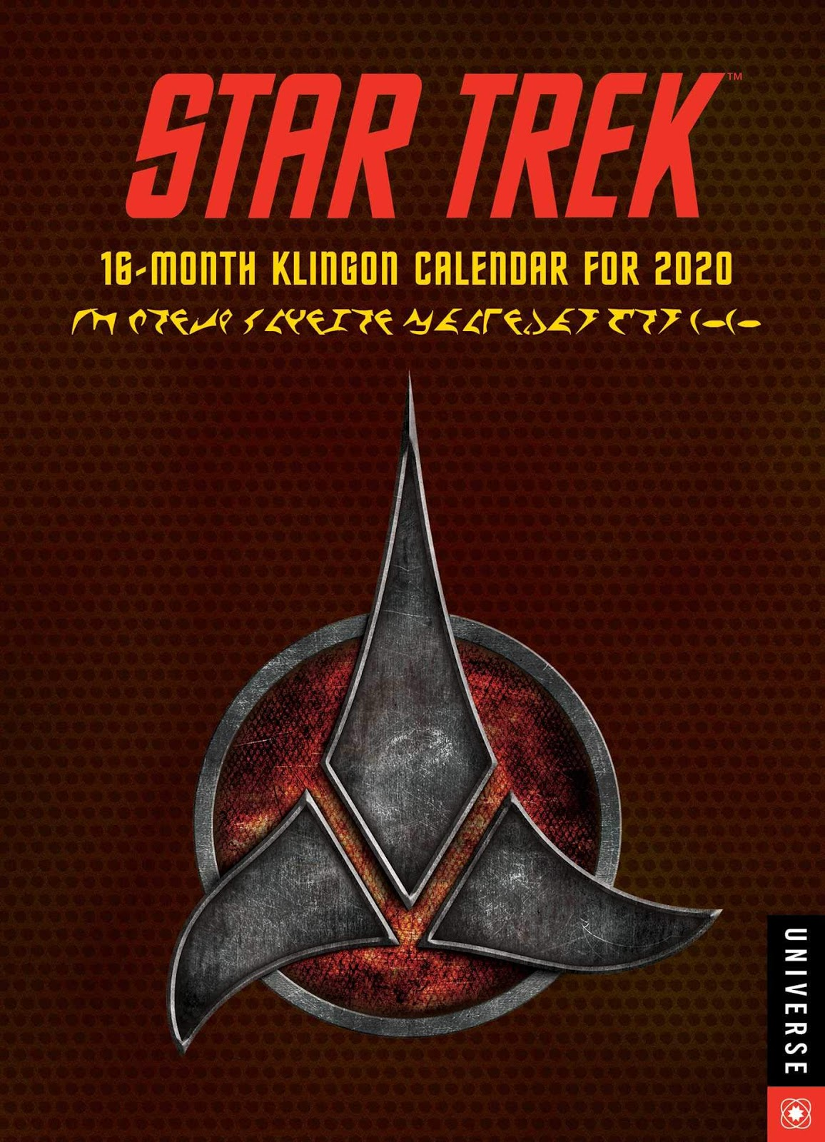 The Trek Collective: 2020 Star Trek calendar line-up revealed