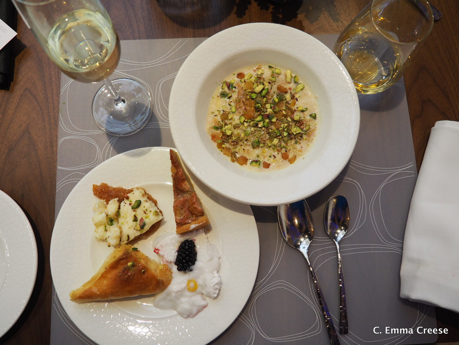 'We Love Saturday Brunch' at the InterContinental Hotel, Doha Adventures of a London Kiwi
