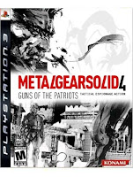 Metal Gear Solid 4 Guns of the Patriots 2008