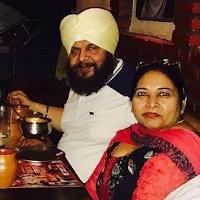 Foto Orangtua Karam Rajpal