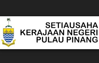 Pejabat Setiausaha Kerajaan Negeri Pulau Pinang Kerja Kosong