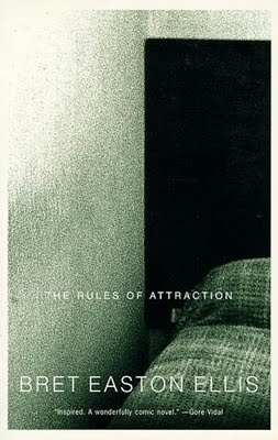 RULES OF ATTRACTION BOOK