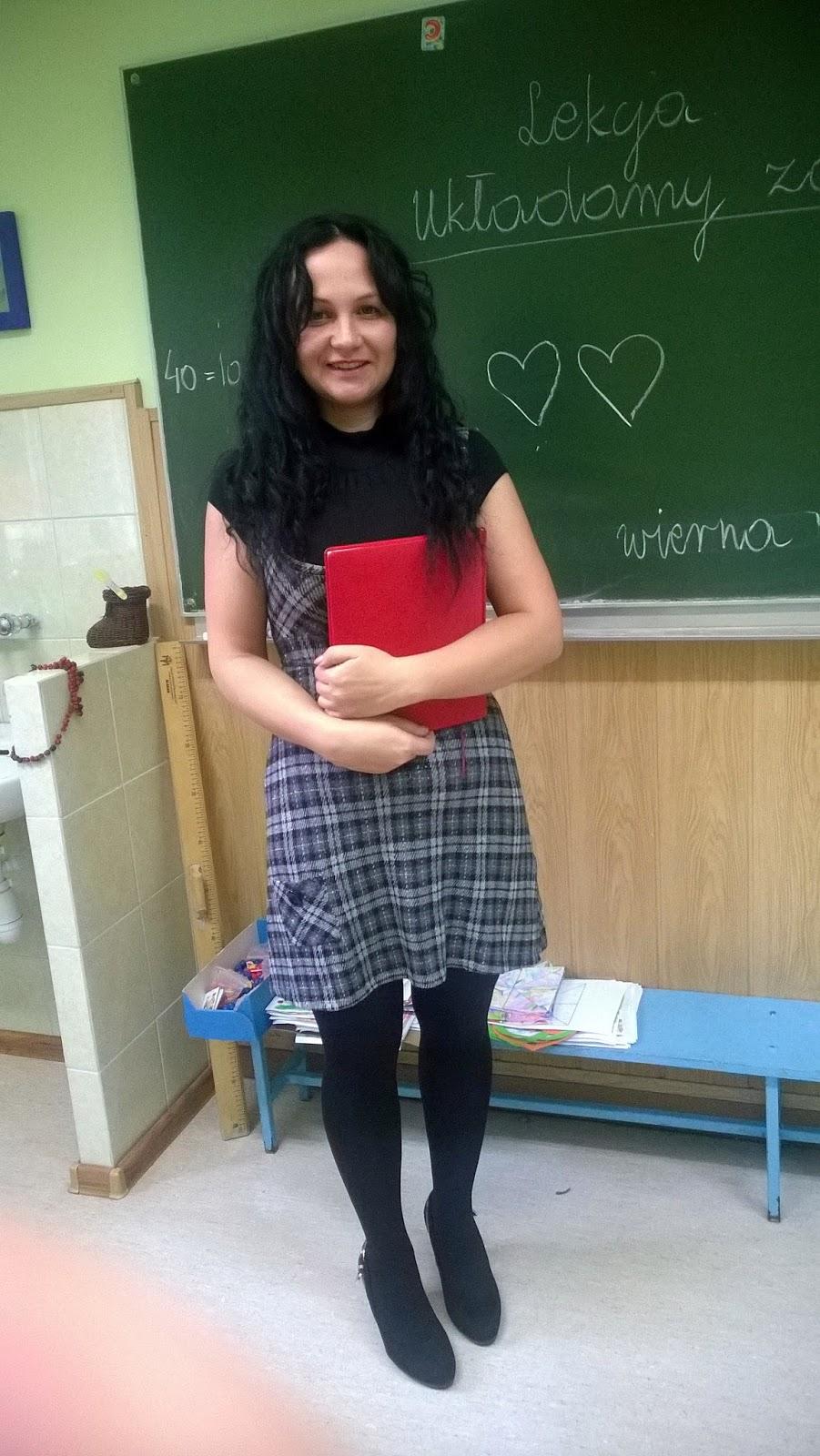 Randki z moją nauczycielką
