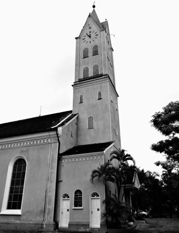Igreja da Paz, a Igreja Evangélica de Joinville