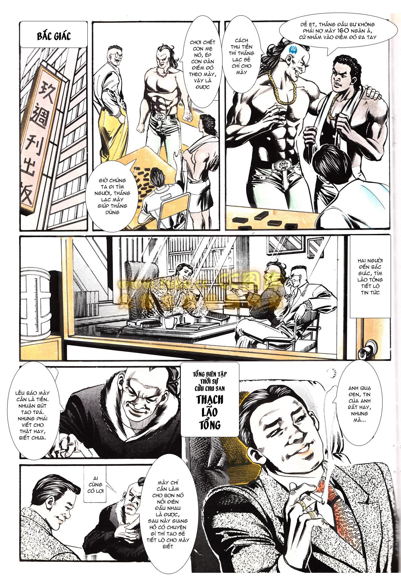 Người Trong Giang Hồ chapter 162: cưa đại tẩu trang 29