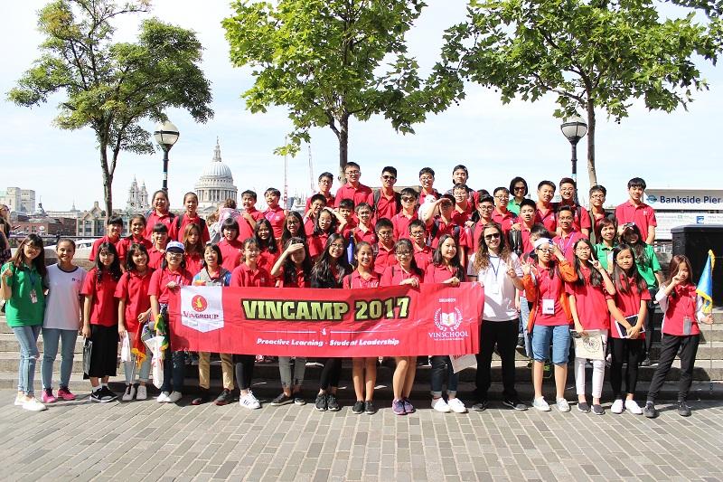 Trại hè VINCAMP 2017