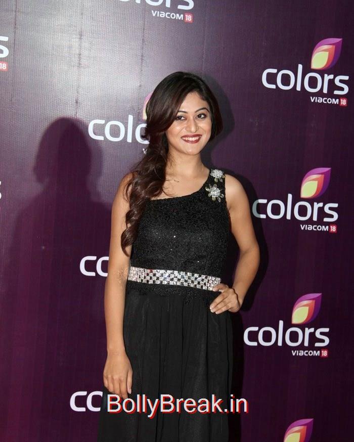 Colors Leadership Awards, Hot Pics of Mandira Bedi Tina Dutta At Colors Leadership Awards 2015