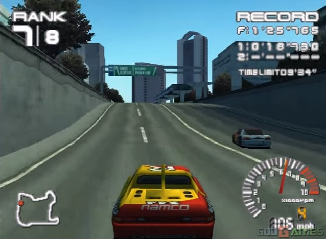 Download R4 Ridge Racer Type 4 Ps1 For Android