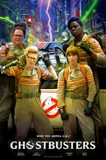 Ghostbusters Female Version
