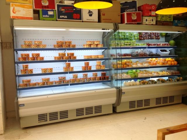 tủ bảo quản thực phẩm có thể gây nổ