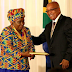 President Zuma to replace finance minister with his ex-wife