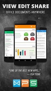 WPS Office + PDF Apk Android App