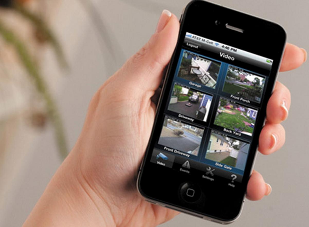 Come sorvegliare casa con lo smartphone