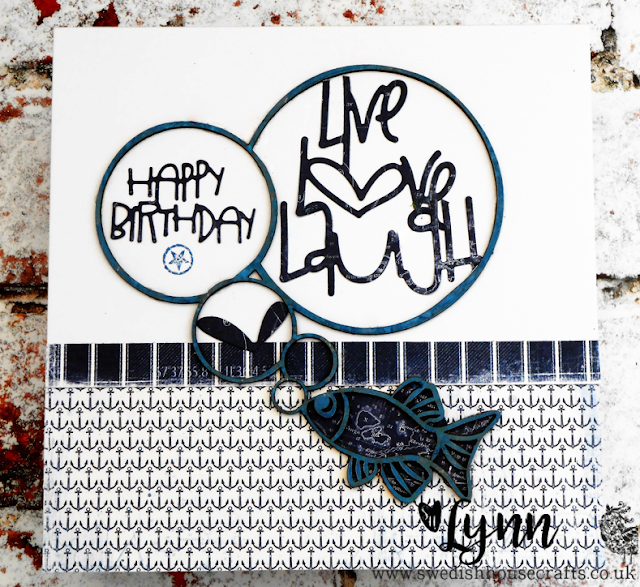 Fishy Laserowe | By Lynn