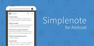 Aplikasi Android Untuk Para Penulis