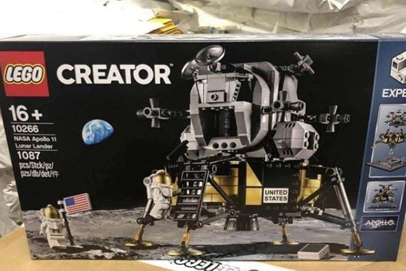anj 39 s brick blog lego creator expert nasa apollo 11 lunar. Black Bedroom Furniture Sets. Home Design Ideas