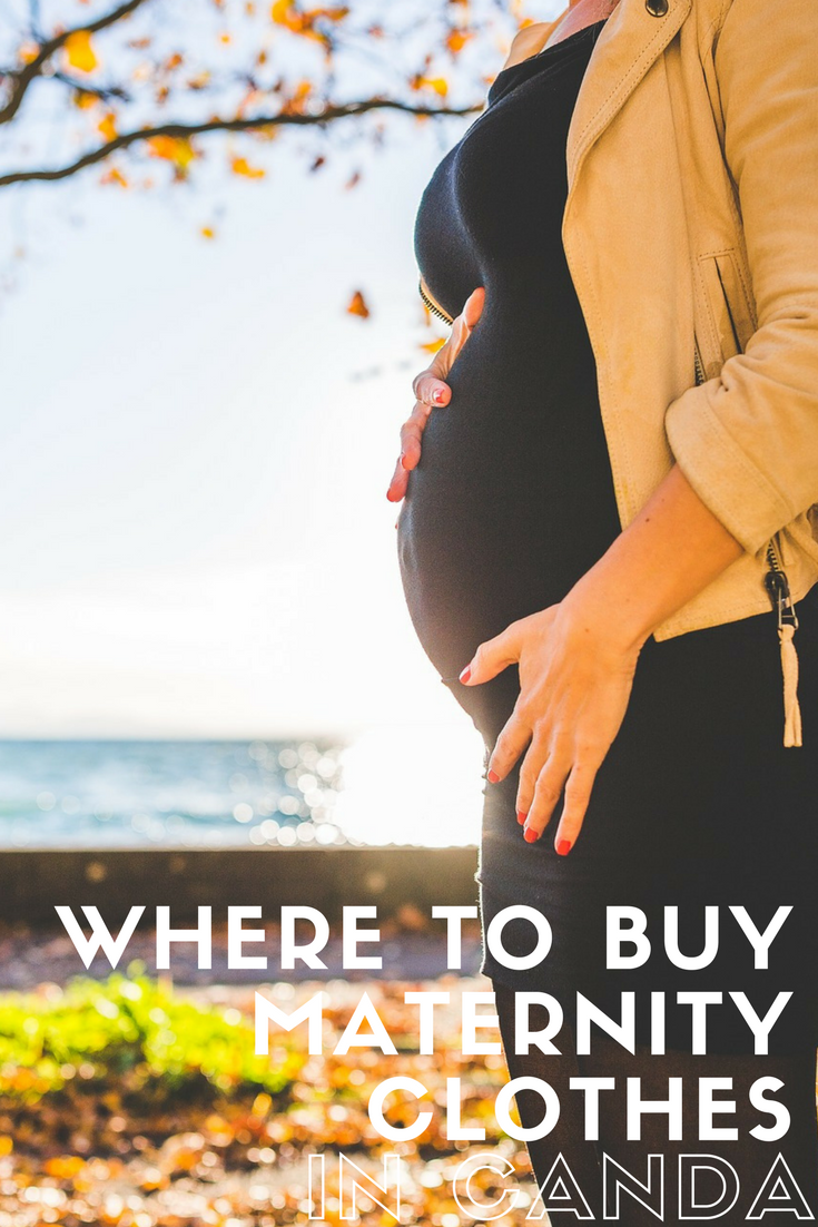 A Splendid Messy Life Where To Buy Maternity Clothes Online Canadian Edition
