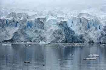 Eisberge, bei denen untendrunter gar nichts mehr ist
