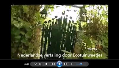 Ecologisch tuinieren, moestuinweetjes, tuintip, ecotuintip
