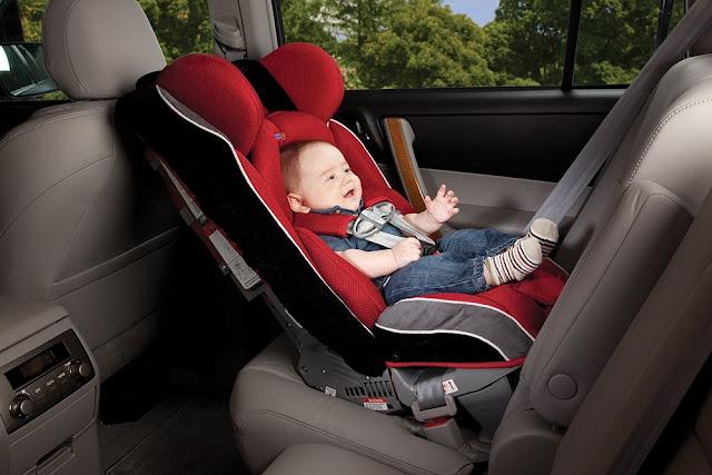 Tips Memilih Kursi Mobil Untuk Anak