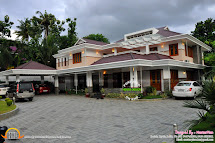 Bungalow House Design Kerala