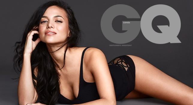 """Elisa Mouliaá, très sexy pour la revue GQ : """"À travers le whatsapp tu peux avoir des relations sexuelles """""""