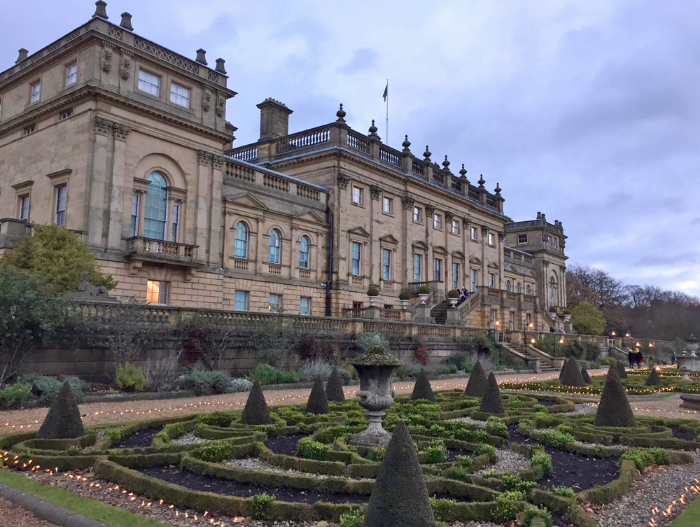 Christmas at Harewood - festive event at Harewood House, Yorkshire - UK lifestyle blog