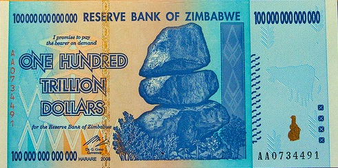 BJ's nocabbages: The Explainer: Zimbabwe Currency Crisis